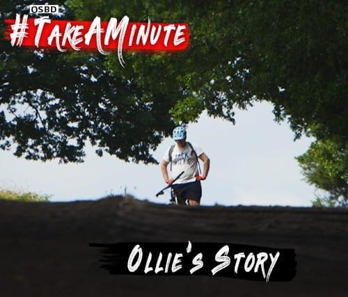 #Take a Minute