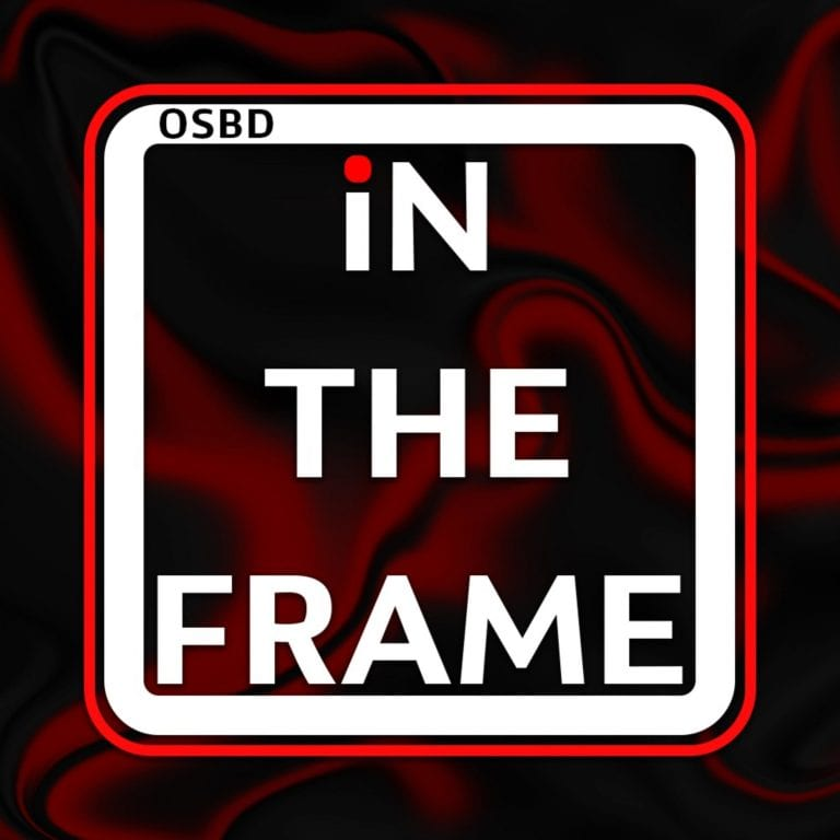OSBDs in The Frame - Film & TV Interview podcast.