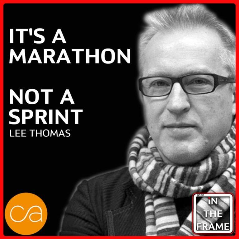 "Lee Thomas ""It's a marathon not a Sprint"" – #015 The iTF Podcast"