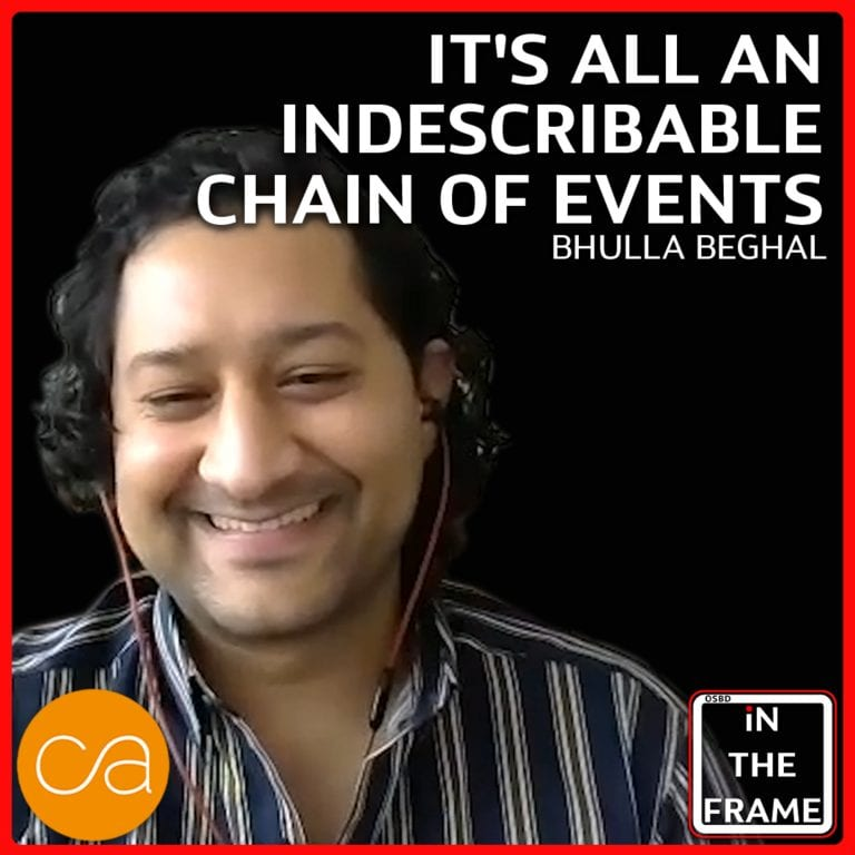 """Bhulla Beghal """"It's all an indescribable chain of events"""" – #016 The iTF Podcast"""